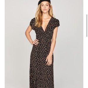 Amuse Society Beachscape dress: Size S